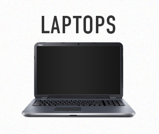 Picture of notebook computer. Click to shop Laptops.